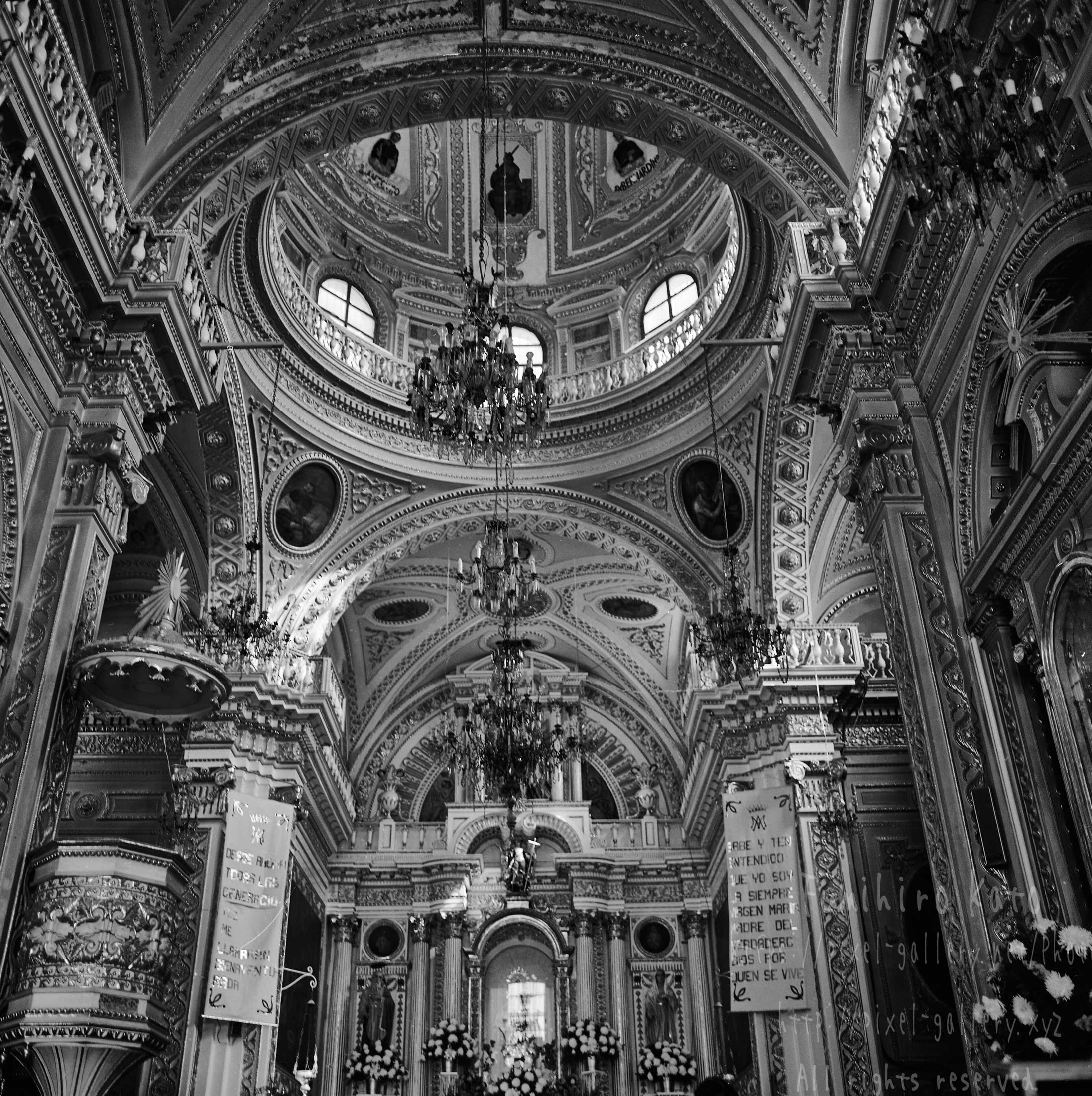Ultra Baroque / Latin America 2 (Cathedral)