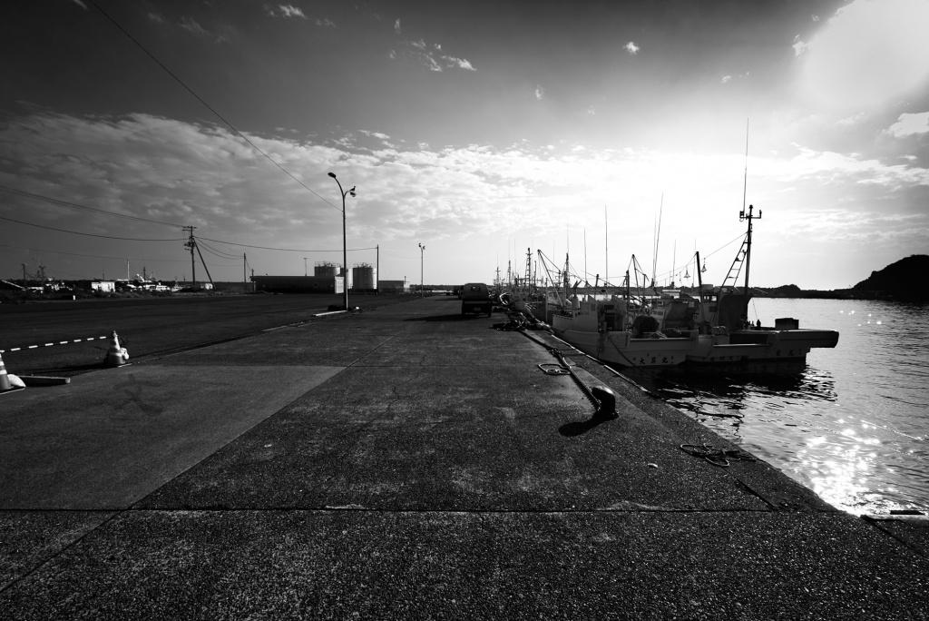 犬吠埼から東へ 漁港