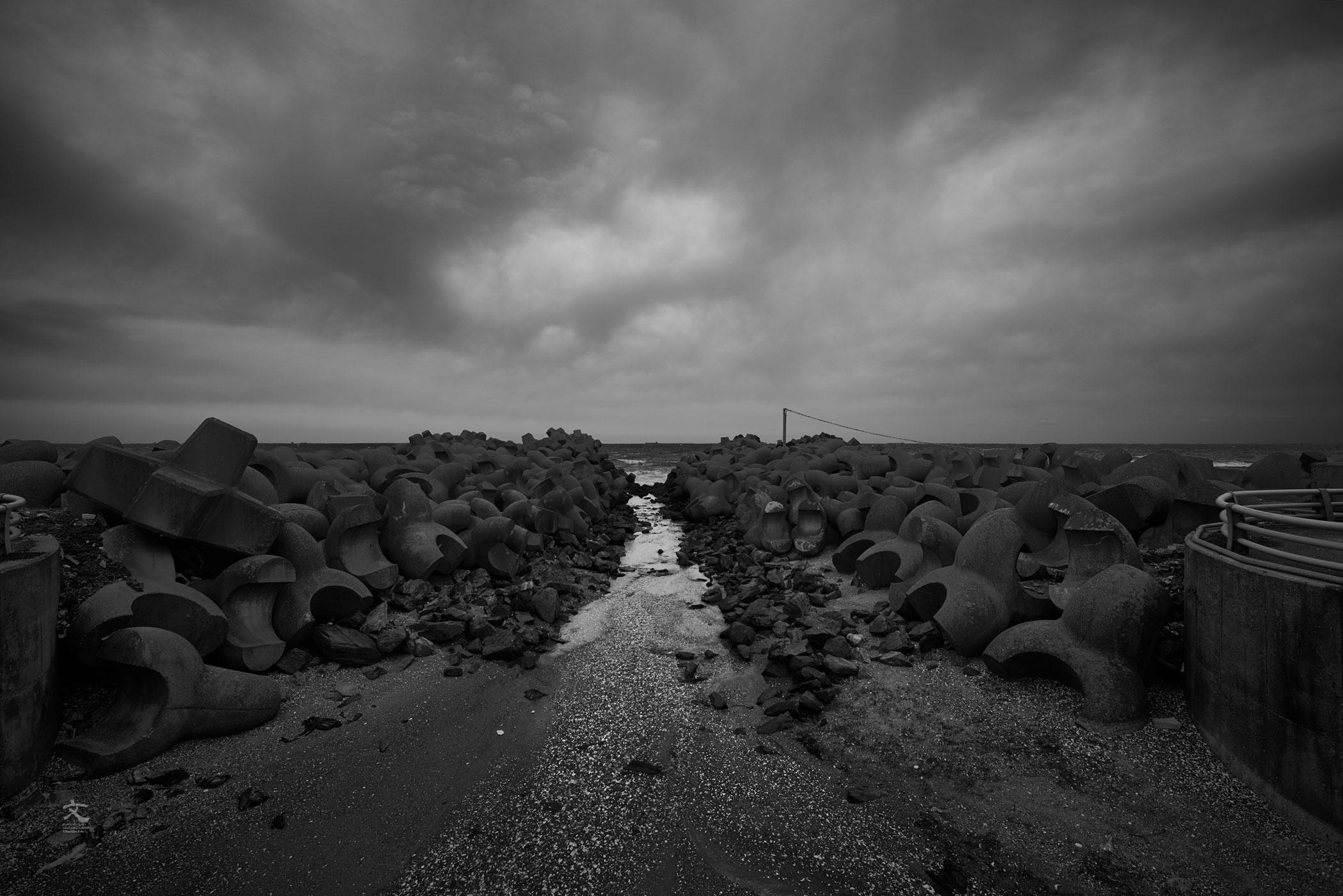 海景 海の道 20170331_8031 Kashimanada