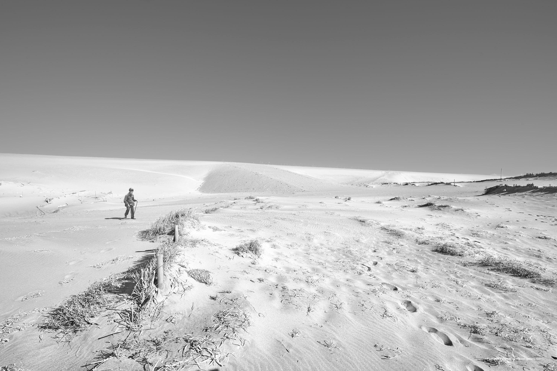 惑星と文明 19-010 時間は砂となって降り積もる