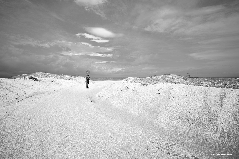 惑星と文明 19-009 時間は砂となって降り積もる