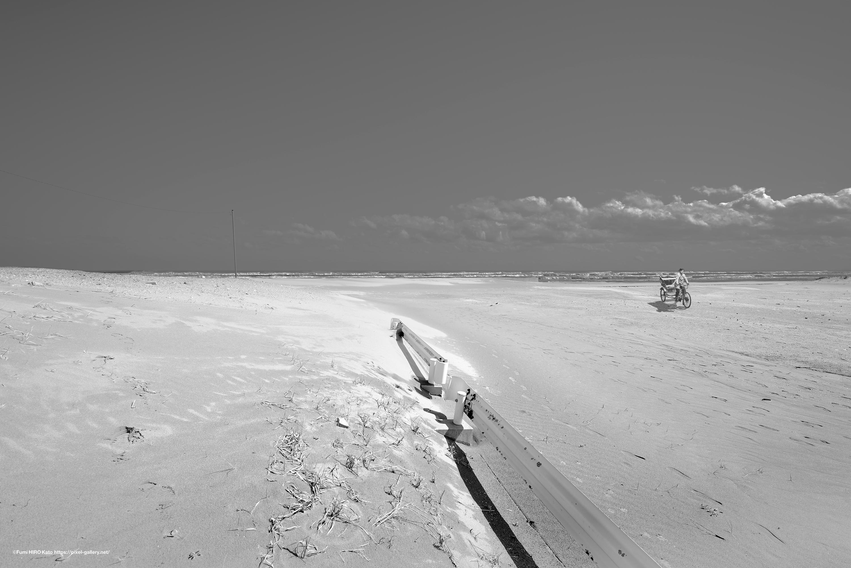 惑星と文明 19-012 時間は砂となって降り積もる