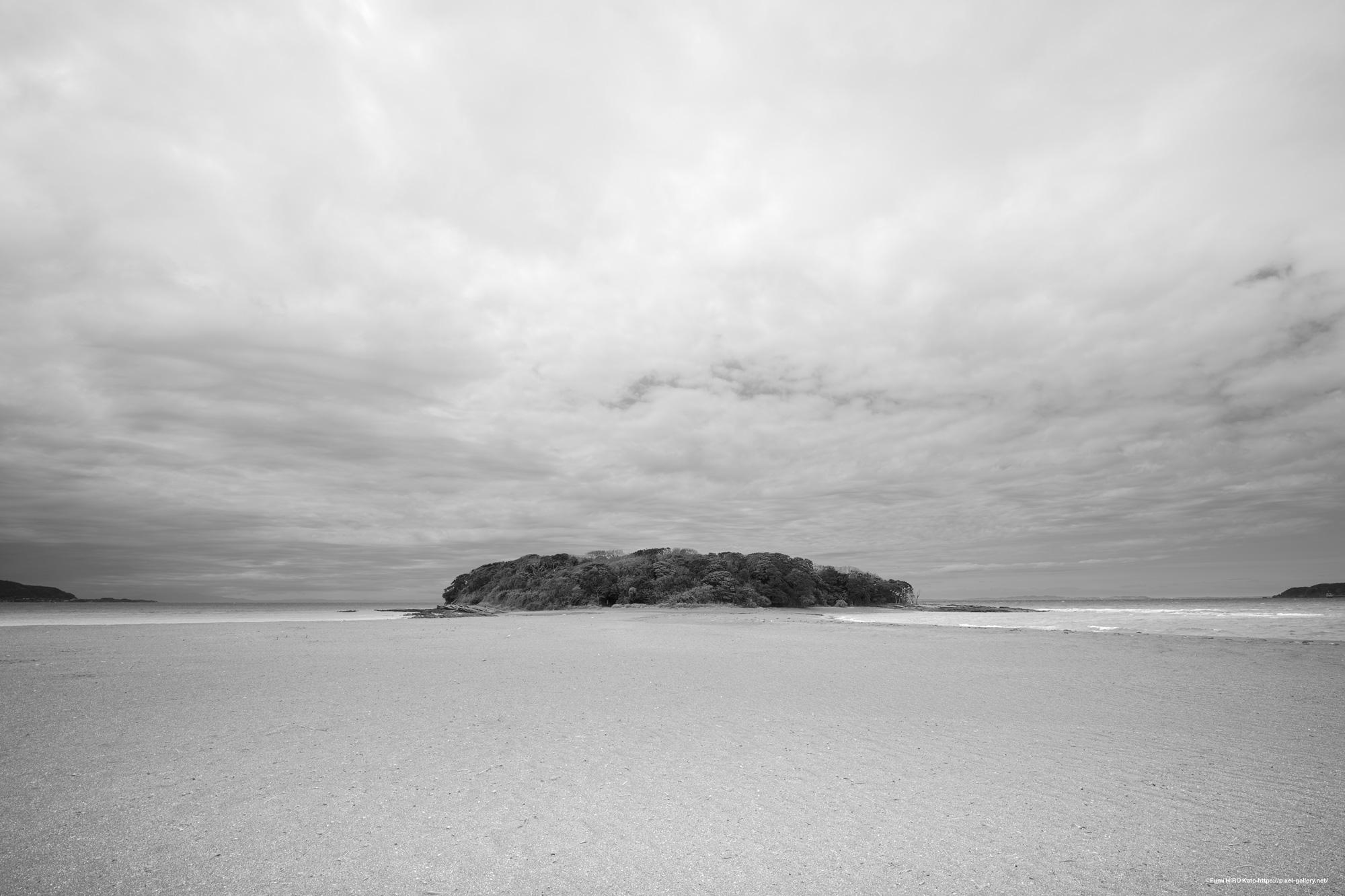 具象を拒絶する海景 19-003