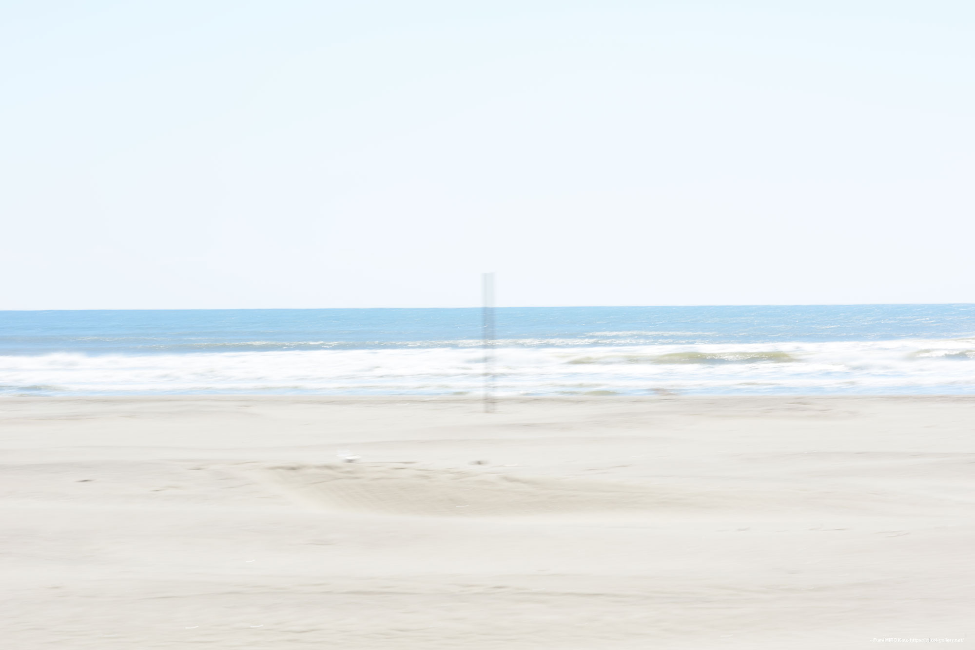 具象を拒絶する海景 19-001