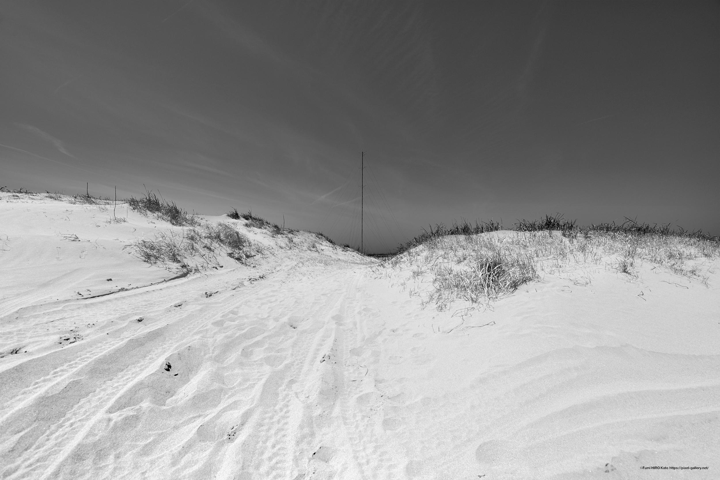 七歳、新潟、砂の記憶 19-004