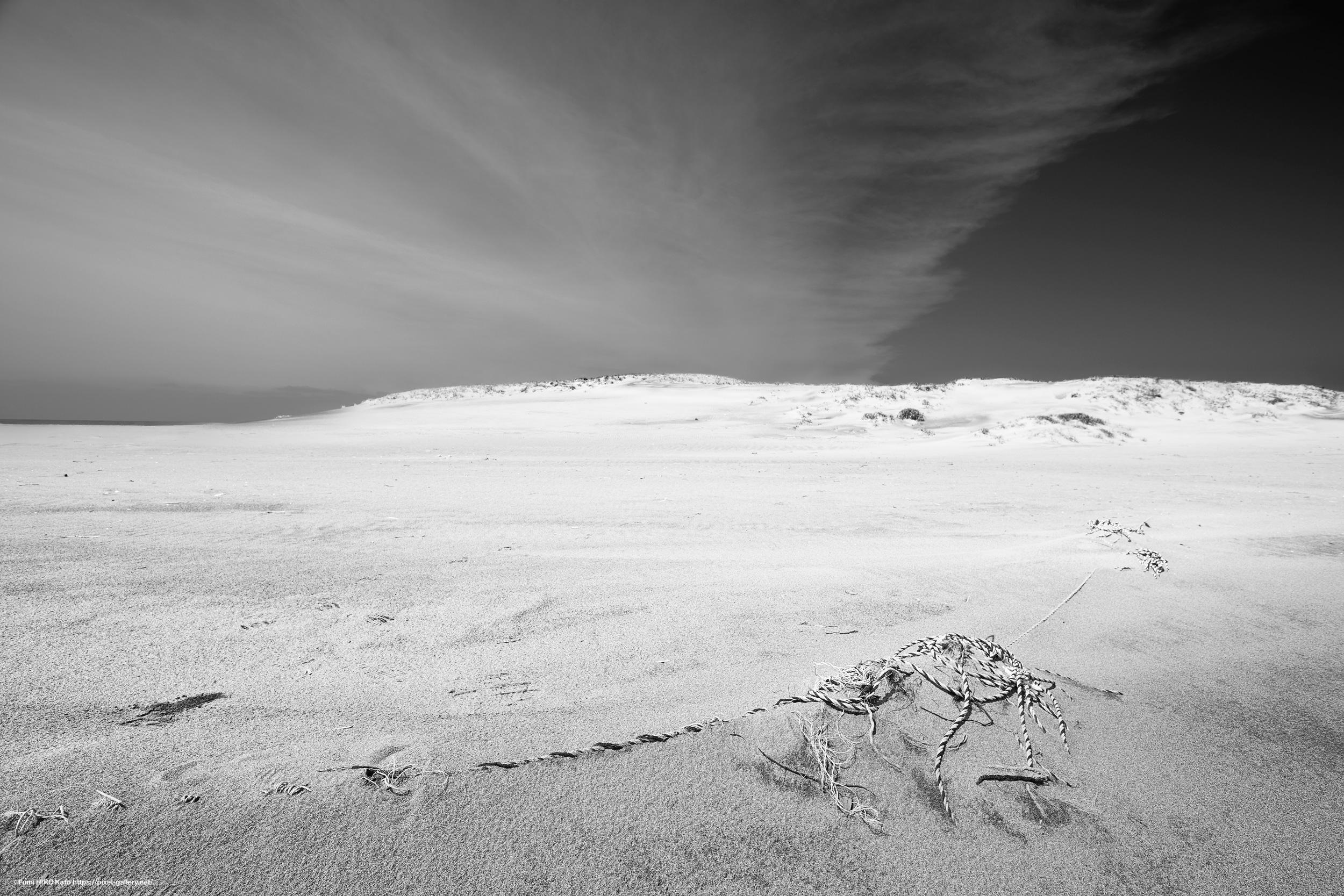 惑星と文明 19-020 時間は砂となって降り積もる