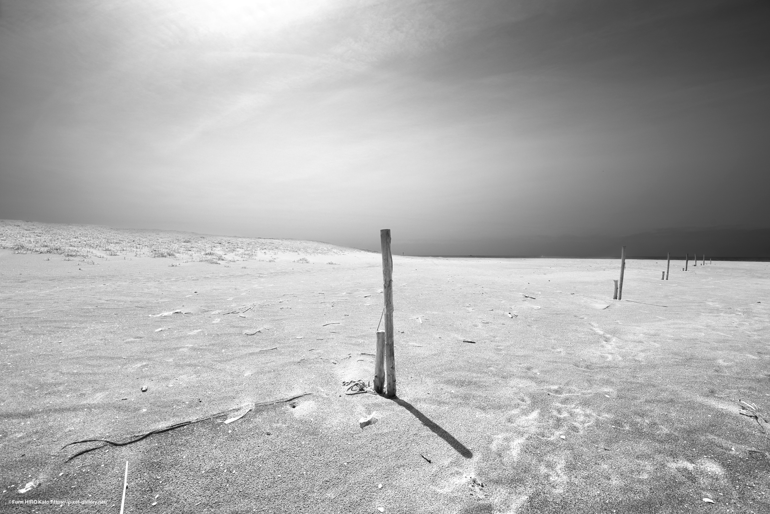 惑星と文明 19-018 時間は砂となって降り積もる