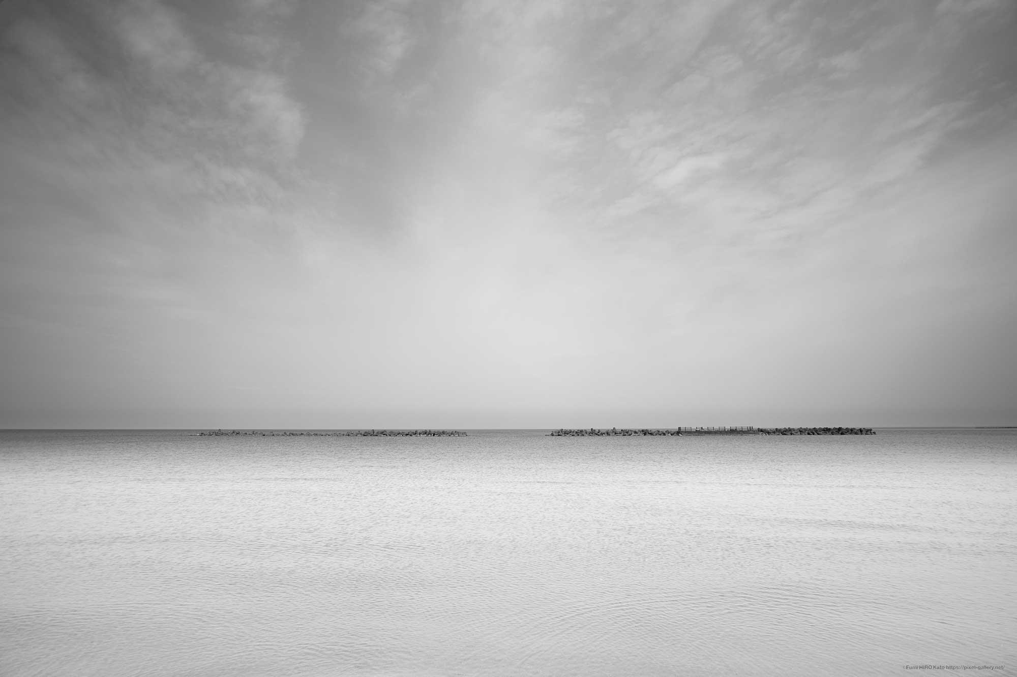 七歳、新潟、砂の記憶 19-007