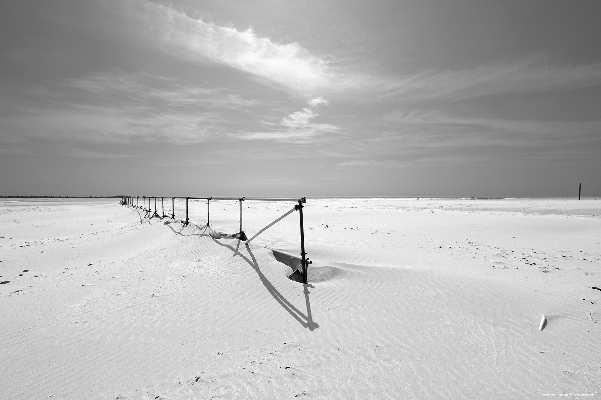 惑星と文明 19-027 時間は砂となって降り積もる