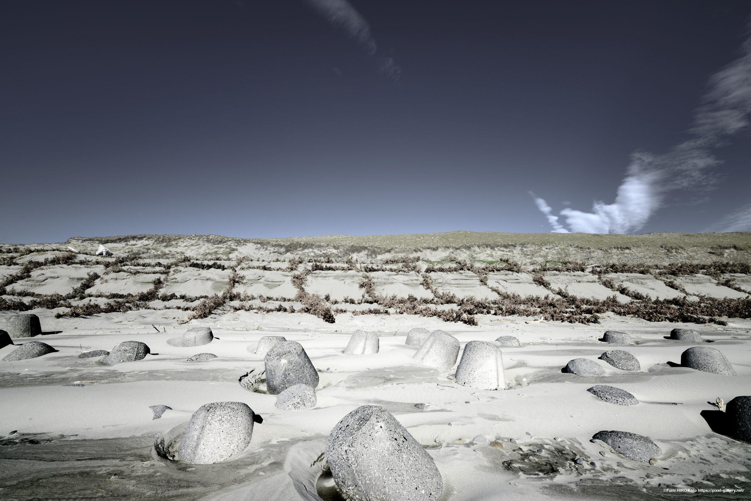 惑星と文明 19-029 時間は砂となって降り積もる