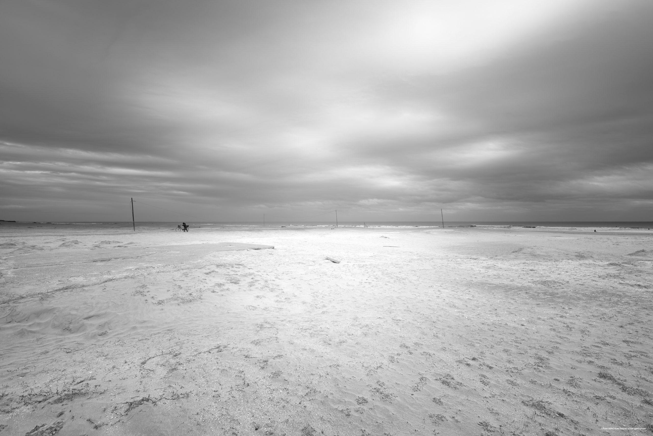 惑星と文明 19-031 時間は砂となって降り積もる