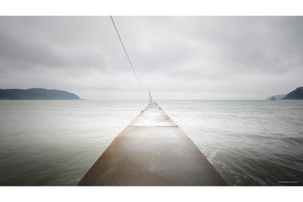 Past Light 20-005 桟橋にて