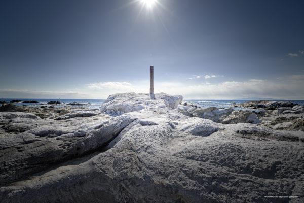 海景 20-002 結界と海景