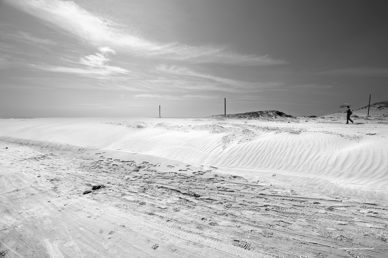 惑星と文明 20-004 砂上にてYの肖像