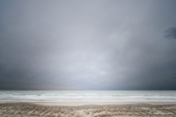 Past Light 20-013 日暮れる鹿島灘
