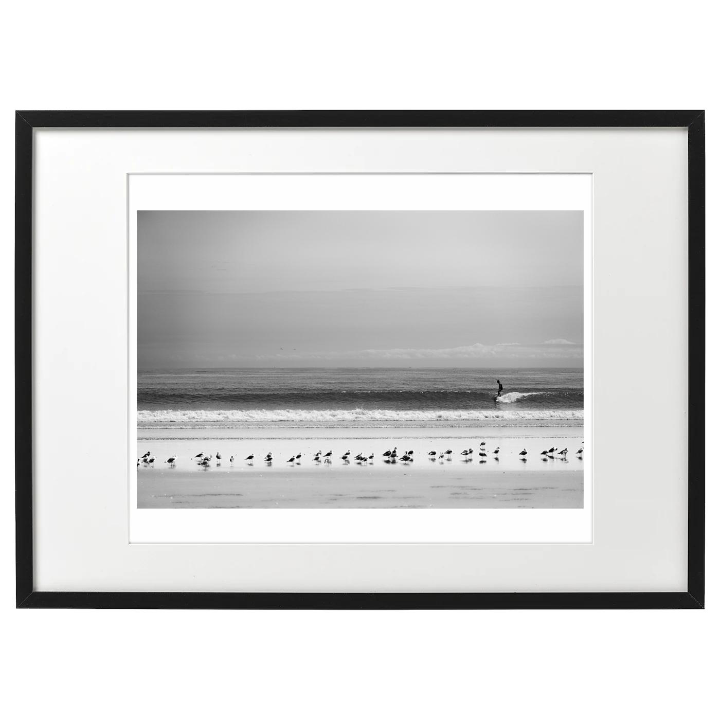 額装イメージ海景 20-017 Beach Break 2