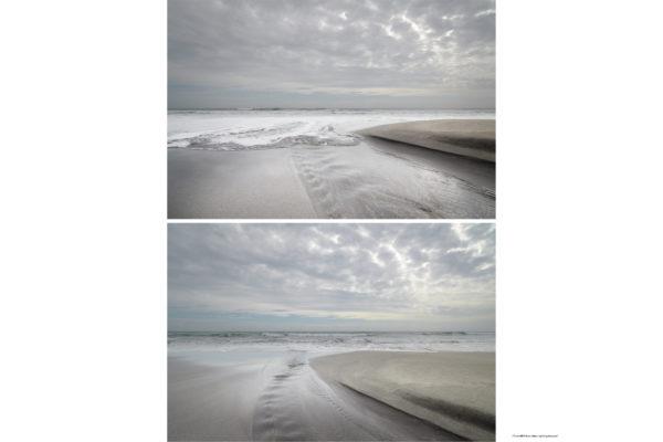 海景 20-027・20-028 海岸線