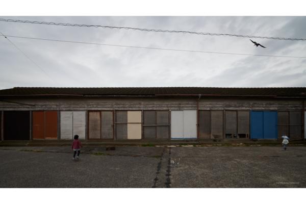 海景 20-045 漁具倉庫
