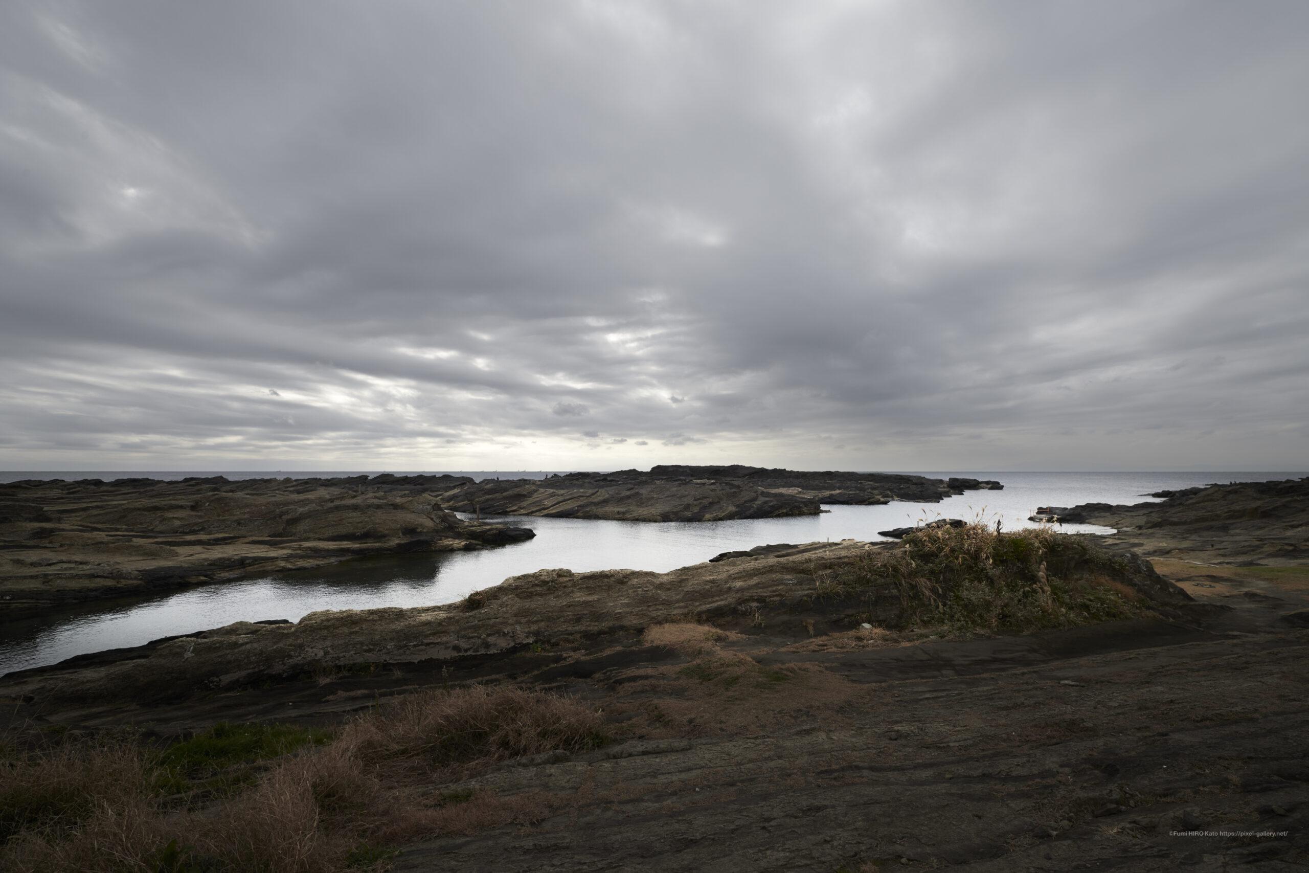 海景 21-001 精神的な入り江