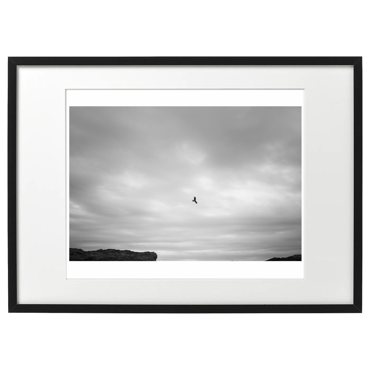 額装 海景 21-002 Milvusと冷たい空